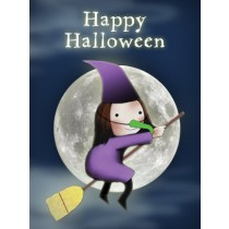 Halloween Art eGift Card - Witch - electronic gift card eGift Card