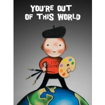 Jerry's Art eGift Card - You're Out of This world eGift Card