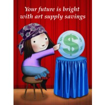 Jerry's Art eGift Card - Fortune Teller eGift Card