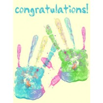 Kids Art eGift Card - Handprints eGift Card
