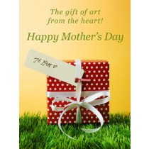 Mother's Day Art eGift Card - Gift of Art - electronic gift card eGift Card