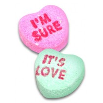 Valentine's Day Art eGift Card - Candy Hearts - electronic gift card eGift Card