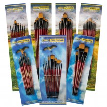 Ebony Splendor Brush Sets