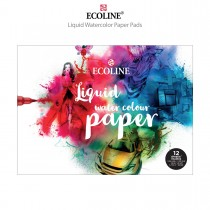 Ecoline Liquid Watercolor Paper Pads