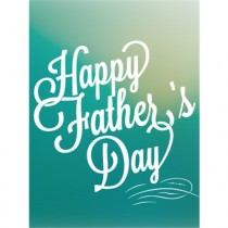 Happy Father's Day 2014 - Green eGift Card