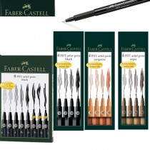 Faber-Castell Pitt® Artist Drawing Pen Sets