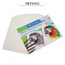 Fabriano Accademia Pochette Paper Pack 12 Pack