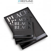 Fabriano Black Black Drawing Pads