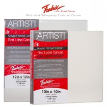 Fredrix Red Label Gallerywrap Stretched Canvas
