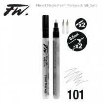 Small 101 Marker 0.8mm Technical Point