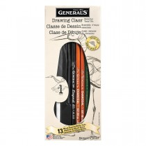 Generals Drawing Class Essentials Set