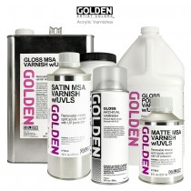 GOLDEN Acrylic Varnishes
