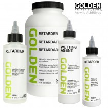 GOLDEN Acrylic Additives