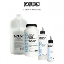 GOLDEN Airbrush Mediums