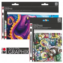 Graphix Aqua Pen Sets