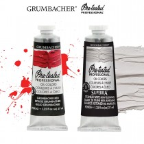 Grumbacher Pre-Tested Professional Oil Colors