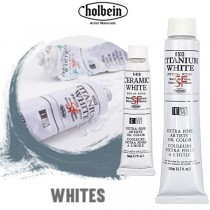 Holbein Extra Fine Artists Oil Colors Large Whites