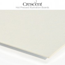 Crescent Hot Pressed Illustration Boards