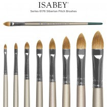 Isabey Series 6176 Siberian Fitch Brushes