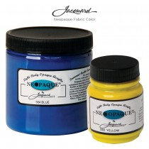 Jacquard Neopaque Fabric Colors available in 2.25 oz & 8oz Jars