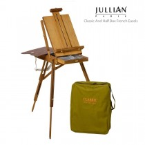 Classic Full French Easel with Carrying Bag