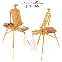 Jullian Original & Half-Box French Easel