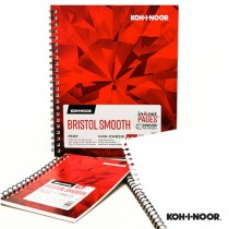 Bristol Smooth Dual Wire Bound Pads