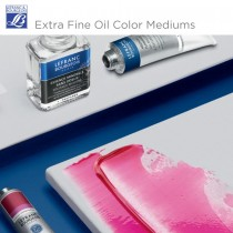 Lefranc Bourgeois Extra Fine Oil Color Mediums