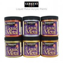 Sargent Art Liquid Metal Acrylic Paints