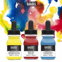 Liquitex Professional Acrylic Ink Group Image