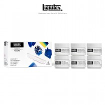 Liquitex Acrylic Mediums Set