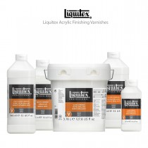 Liquitex Acrylic Finishing Varnishes