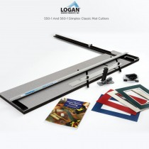 Logan 550-1 And 560-1 Simplex Classic Mat Cutters