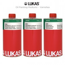 LUKAS Oil Painting Mediums – Varnishes
