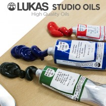 Lukas Studio Oil Color Paints - High Quality Oils