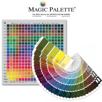 Magic Palette Color Mixing Guides