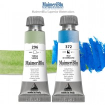 MaimeriBlu Superior Hand Made Watercolor Paints