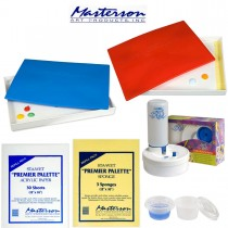 Masterson Sta-Wet Palette Accessories