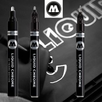 Molotow Liquid Chrome Markers
