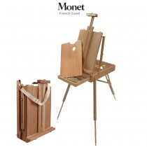 Monet French Easel w/ Carry Strap