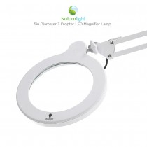 "5"" LED 3 Diopter Magnifying Lamp"