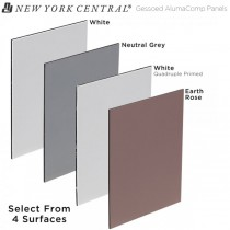New York Central Central Gessoed AlumaComp Painting Panels