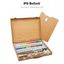 Old Holland Masters Oil Color Wood Box Set