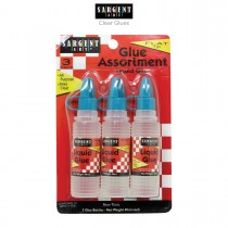 Sargent Art Clear Glues