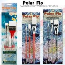 Creative Mark Polar-Flo Watercolor Brush Sets
