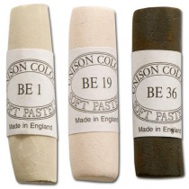 Unison Soft Pastels Brown Earth Shades