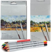Raffine Watercolor Pencil Sets