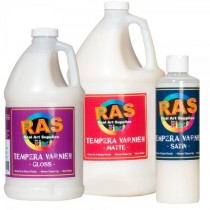 RAS Non-Toxic Tempera Paint Mediums