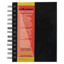 Reflexions Double Wire Sketch Book 5.5x8.5""