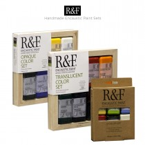 R&F Encaustic Handmade Paint Sets